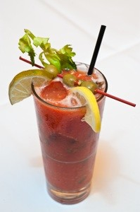 Piquant Bloody Mary