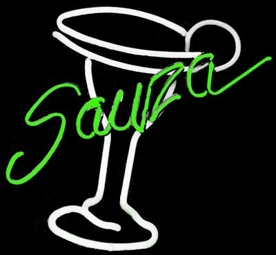 Sauza Tequila Neon Sign