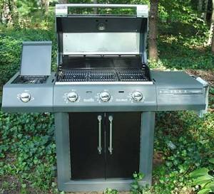 Char-Broil Heatwave Grill