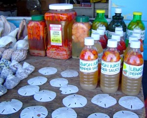 homemade hot sauces