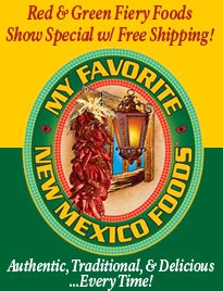 My Favorite New Mexico Foods Show Special