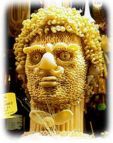A Pungent Pastahead
