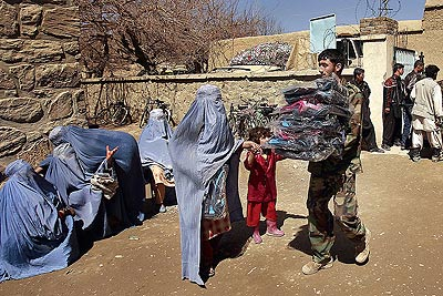 Kabul Humanitarian Aid Assistance Mission