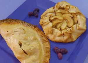 BBQ Apple Pies