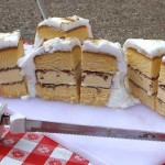 Barbecued Desserts