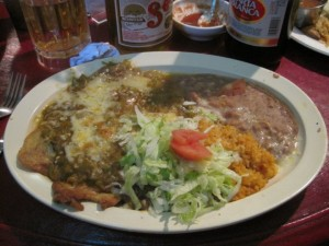 Chopes Chile Rellenos