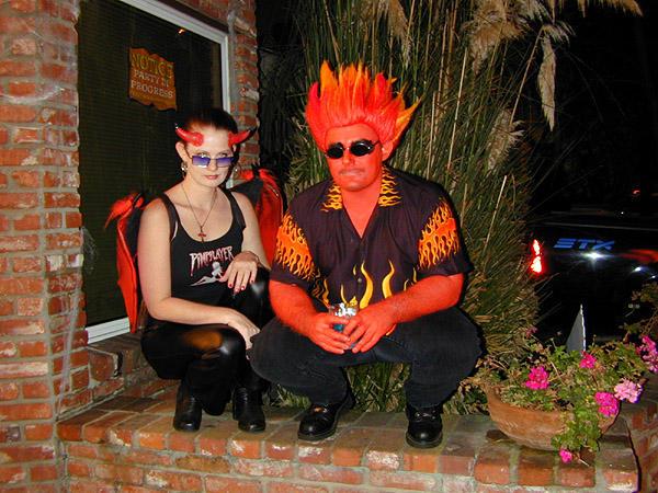 Devilish Mark Maskers
