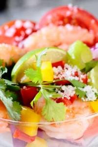 Mayan Shrimp Ceviche