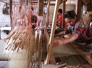 Community Salt Production - Weaving