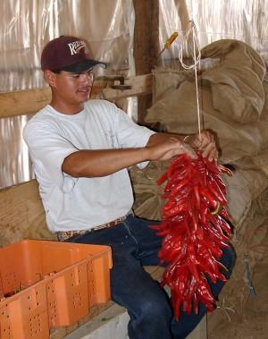 Ristra Making