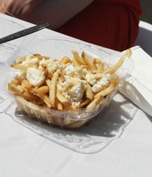Feta & Honey Fries