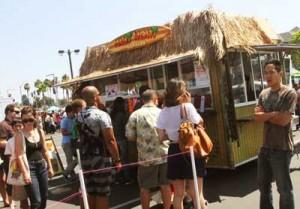 The Maui Wowi Food Truck