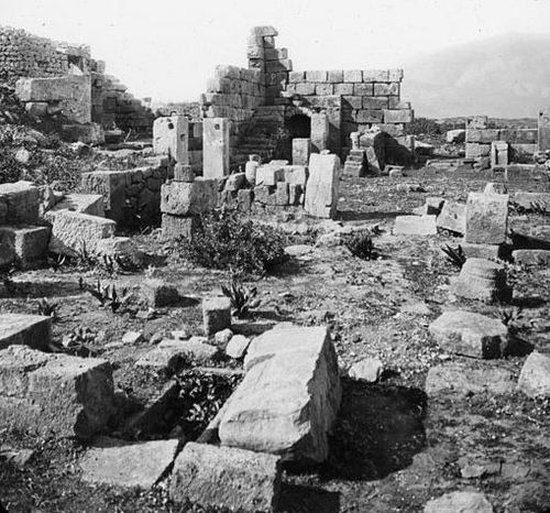 Ruins of the Basilica of St. Salsa