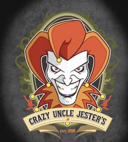 Crazy Uncle Jester Logo