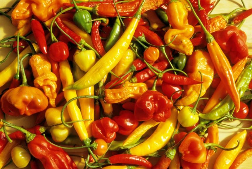 Mixed harvest