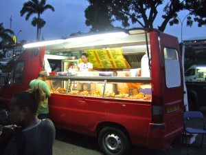 Saved by the Food Truck
