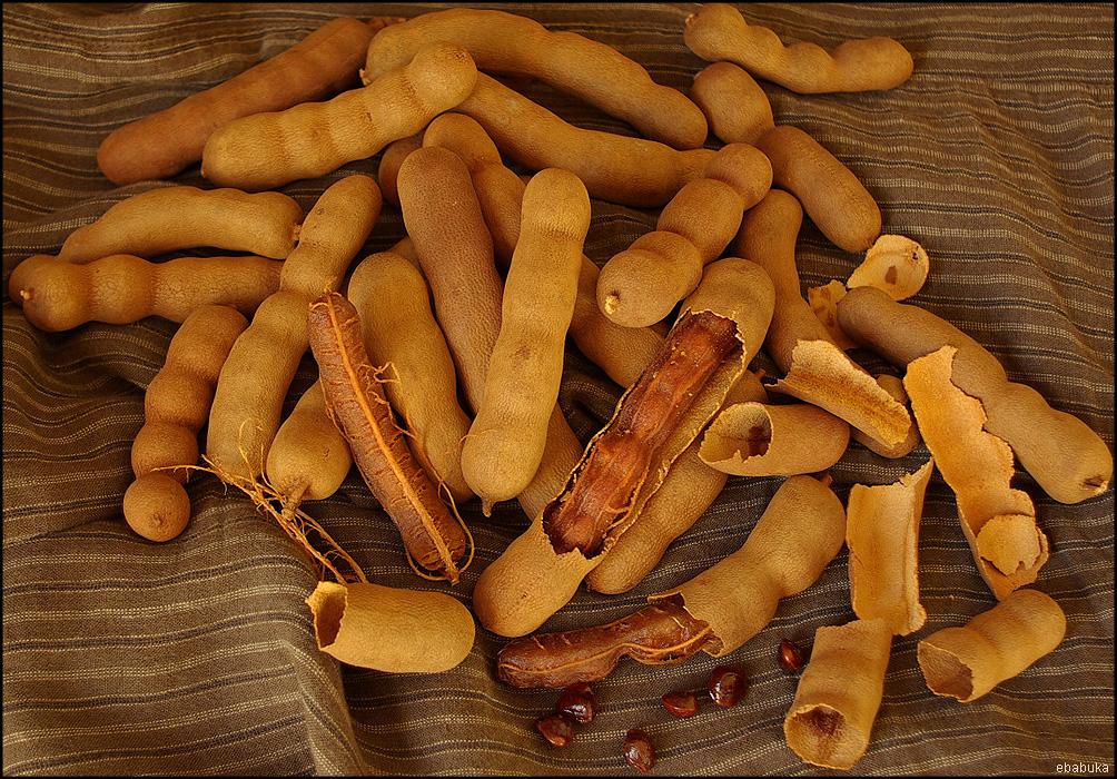 Tamarind fruits