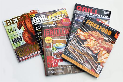 German BBQ Magazines