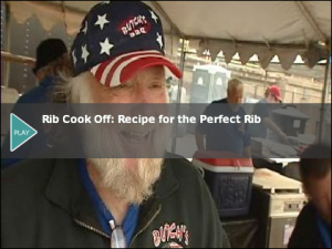 Butch Lupinetti on Barbecuing the Perfect Rib