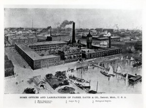 Parke Davis Office & Labs