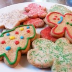 Spiced Holiday Cookies For Christmas