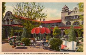 Alvarado Hotel