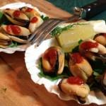How to Smoke Succulent Shellfish
