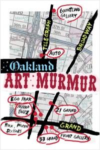 Oakland Art Murmur Presentation