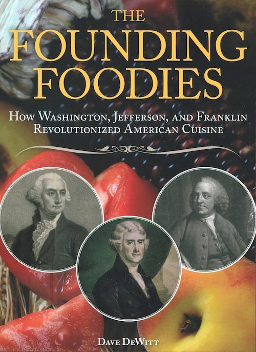 Cover of The Founding Foodies