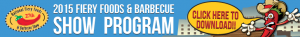 2015 Fiery Foods & Barbecue Show Program