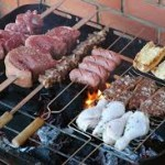 Argentinian Parrilla with Chimichurri Sauce