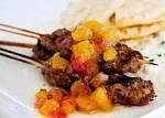 Beef-Kebabs-Tropicale