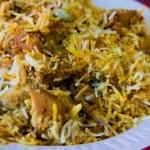 Birinj Kabuli (Kabul Party Rice)