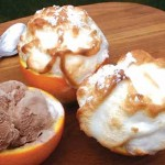 Chocolate-Orange Shells