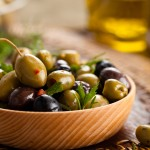 Do-It-Yourself Spicy Olives