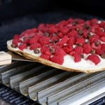 Grilled Chocolate Raspberry Quesadillas