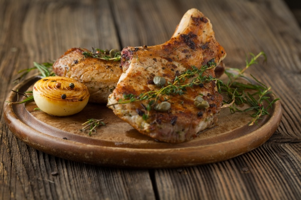 Grilled-Maple-Mustard-Pork-Chops-