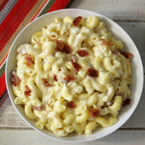James Beck's Habanero and Bacon Mac 'N Cheese