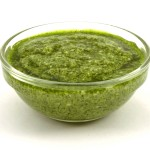 Green Chile-Cilantro Pesto