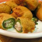 Crab-Stuffed Chiles Rellenos