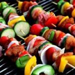 Turkish Beef kebab