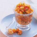 peach habanero chutney