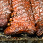 Tea-Smoked Country Style Pork Ribs