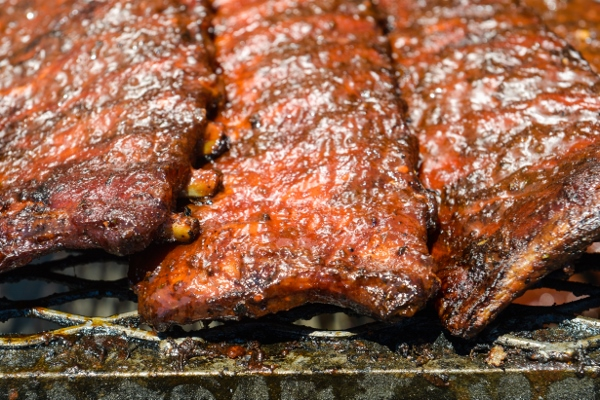 tea smoked ribs