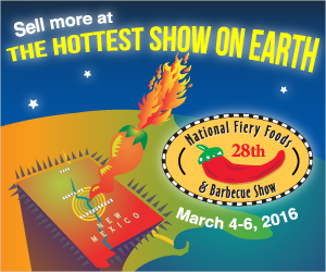 2016 National Fiery Foods & Barbecue Show
