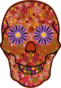 The Day of the Dead, with a Menu