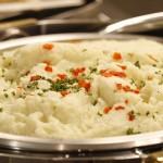 MJ's Garlic Mashed Potatoes