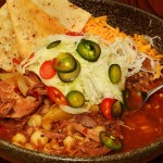 Posole (Pork and Posole Corn)
