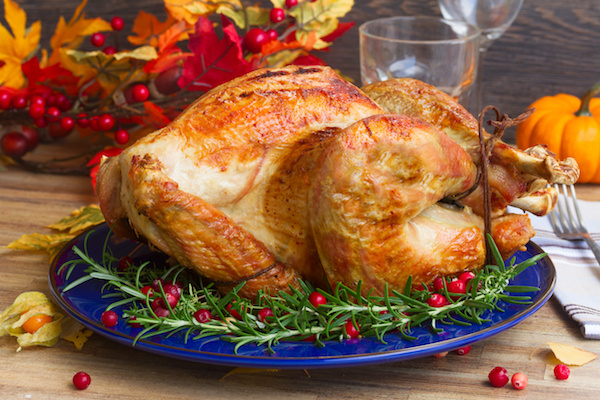 The Ultimate Turkey from Ray