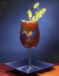 Spicy Drinks for New Year's